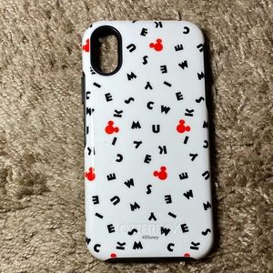 Disney IPhone X otter box case